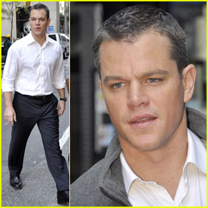 Matt Damon Goes Nuts On Adrian Grenier