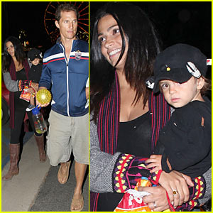 Matthew McConaughey: Malibu Chili Cook Off Carnival!