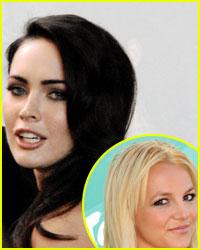 Megan Fox: It Won't Crash If I Have Britney On