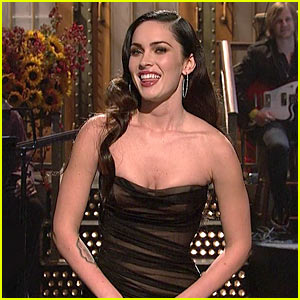 Megan Fox on Saturday Night Live -- VIDEO!