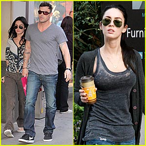 Megan Fox: Brian Austin Green's Wild Girl