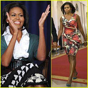 Michelle Obama: US Health Care is Unacceptable