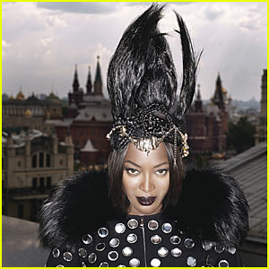 Naomi Campbell: Stranger In Moscow