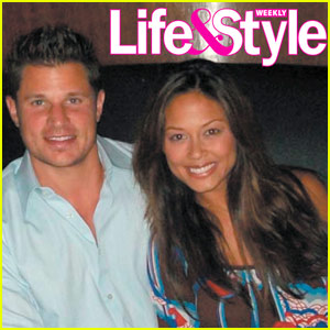 Nick Lachey &#038; Vanessa Minnillo: Back On!