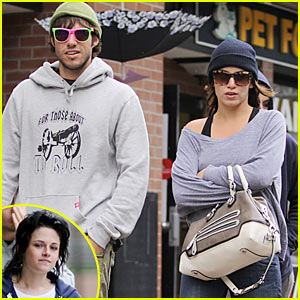 Nikki Reed & Paris Latsis Couple Up In Canada