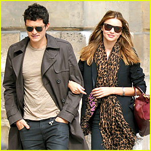 Orlando Bloom & Miranda Kerr: Kora Couple