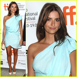 Penelope Cruz is 'Broken' In Toronto