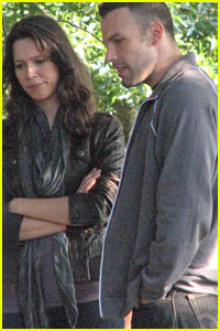 Rebecca Hall &#038; Ben Affleck Hit The Town