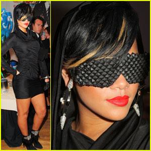 Rihanna is Fashion Week Fabulous