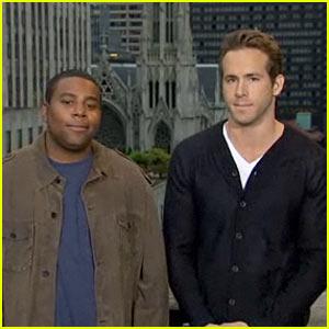 Ryan Reynolds: SNL Promo Videos!