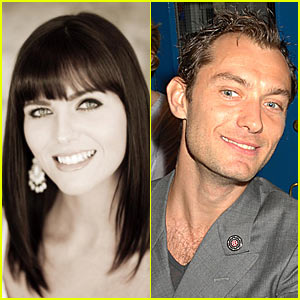 Samantha Burke: Anxious For Jude Law's Baby