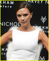 Victoria Beckham: Why I Look So Serious