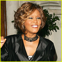 Whitney Houston - I Look To You Video Premiere!