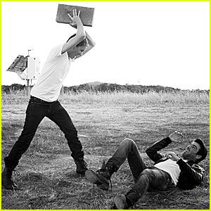 Zachary Quinto: Brick Breaker