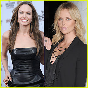 Angelina Jolie Replaces Charlize Theron as 'Tourist'