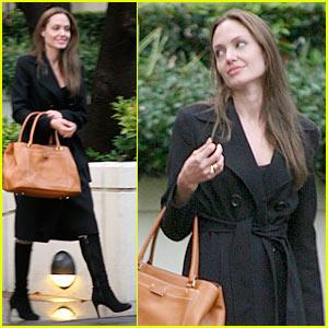 Angelina Jolie & Lasse Hallstrom Team Up For The Tourist?