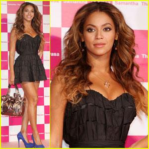 Beyonce is Thavasa Tokyo Terrific