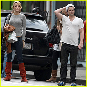 Penn Badgley &