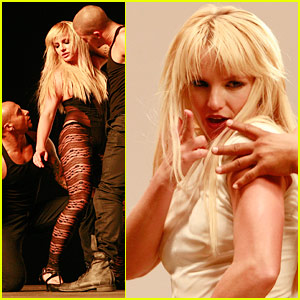 Britney Spears - '3' Music Video Preview