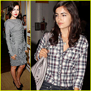 Camilla Belle: Back from Paris Fashion Week