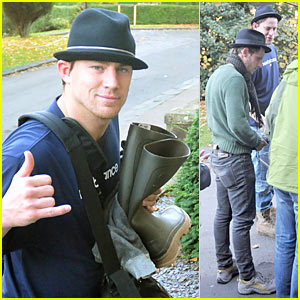 Channing Tatum & Jamie Bell: Eagle of the Ninth!