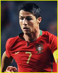 Cristiano Ronaldo Carries A Tune