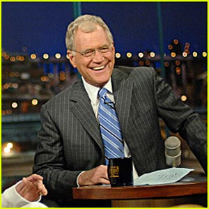 David Letterman Admits Affair, Faced Extortion Plot