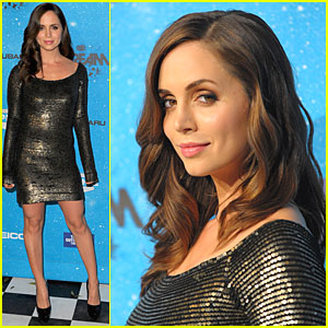 Eliza Dushku is Scream Awards Stunning
