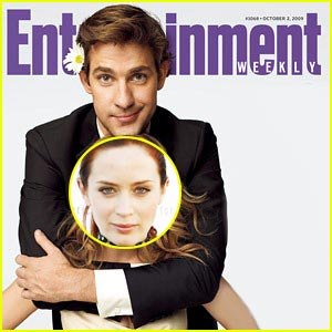 Emily Blunt: How John Krasinski Proposed...