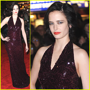 Eva Green Cracks At The London Film Festival