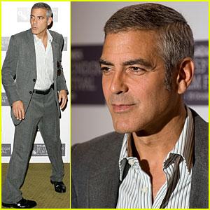 George Clooney Jokes about Adopting Brad Pitt's Kids!