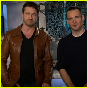 Gerard Butler's SNL Promos -- FIRST LOOK