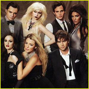 'Gossip Girl' Threesome in the Works