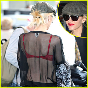 Gwen Stefani: What's Up, Bra