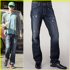 Win Hayden Christensen's Jeans From Paige Premium Denim!