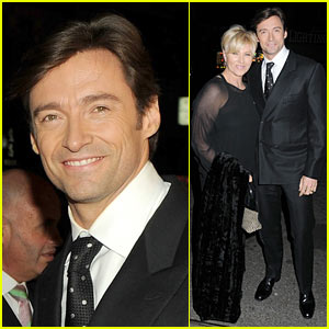 Hugh Jackman Supports Worldwide Orphans Foundation