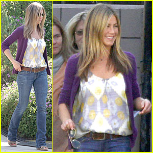 Jennifer Aniston: Back to the Baster