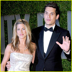 Jennifer Aniston & John Mayer: Still Close Friends