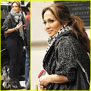 Jennifer Lopez: Back to School!