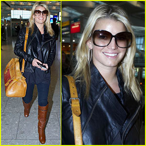 Jessica Simpson: Good-Bye Morocco!