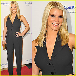 Operation Smile Honors Jessica Simpson