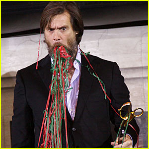 Jim Carrey Vomits Christmas
