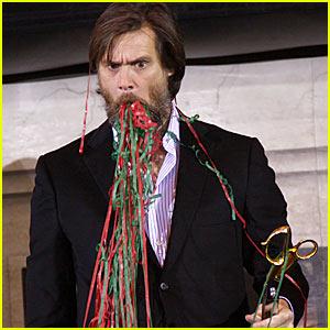 Jim Carrey Vomits Christmas