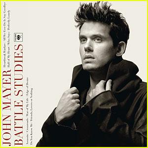 John Mayer: 'Battle Studies' Album Cover!