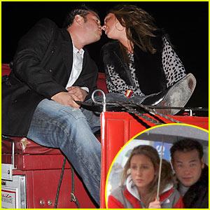 Jon Gosselin & Hailey Glassman: Horse & Carriage Couple