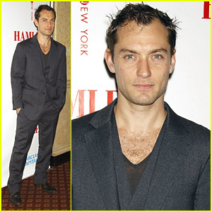 Jude Law: Opening Night And Curtain Call