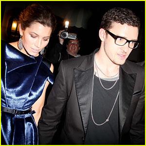 Justin Timberlake & Jessica Biel: Where The Wild Couple Is