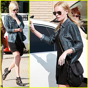 Kate Bosworth: Besace Babe