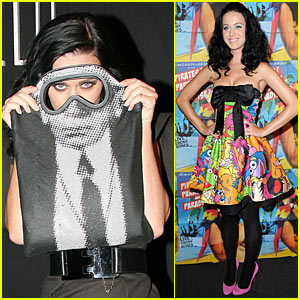 Katy Perry is Castelbajac Cute