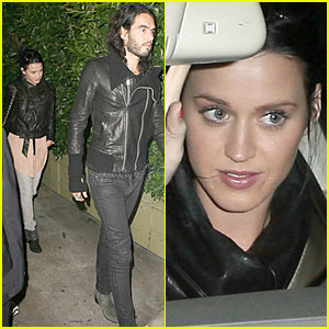 Katy Perry & Russell Brand: Long, Long Ago...